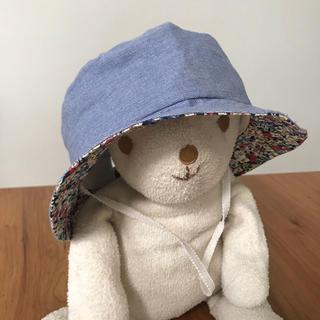 ブランシェス(Branshes)のブランシェス 帽子 女の子 52cm(帽子)