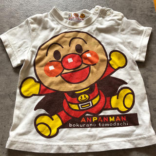 バンダイ(BANDAI)のアンパンマン Tシャツ 60〜70サイズ(Tシャツ)