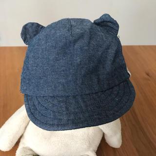 ザラ(ZARA)のZARA のbaby 帽子 41cm(帽子)