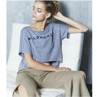 シールームリン(SeaRoomlynn)のjuemi  Tシャツ 美品(Tシャツ/カットソー(半袖/袖なし))