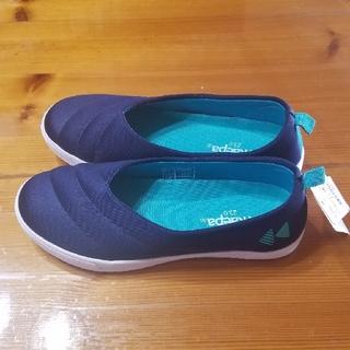 ケイパ(Kaepa)の運動靴 スニーカー 室内履き  レディース 未使用(スニーカー)