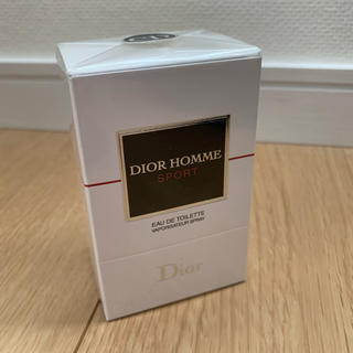 ディオール(Dior)のDior Homme SPORT eau de toilette 50ml(ユニセックス)