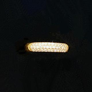 ポンテヴェキオ(PonteVecchio)のポンテヴェキオ パヴェリング 12号(リング(指輪))