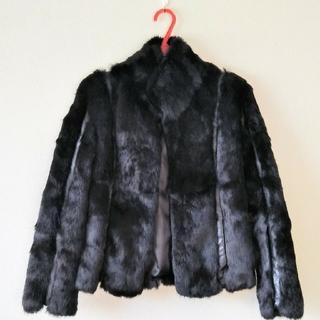 ダブルスタンダードクロージング(DOUBLE STANDARD CLOTHING)のDOUBLE STANDARD CLOTHING ラビットファーコート(毛皮/ファーコート)