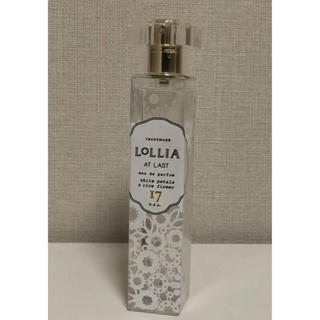 ロリア(LoLLIA)の[未使用] Lillia (ロリア) AT LAST オードパルファム(香水(女性用))
