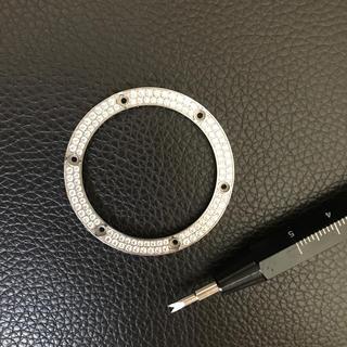ウブロ(HUBLOT)のHUBLOT ウブロ アフターダイヤモンド ジルコニア ベゼル 付属品付き(その他)