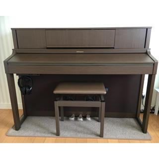 ローランド(Roland)の✨ 【ローランド美品 】電子ピアノ Roland LX-7-BW  🎵(電子ピアノ)