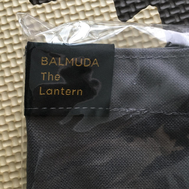 BALMUDA(バルミューダ)のBALMUDA The Lantern 専用バッグ スポーツ/アウトドアのアウトドア(ライト/ランタン)の商品写真