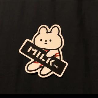 MILKFED. - 新品  きっこうちゃん MILK FED.