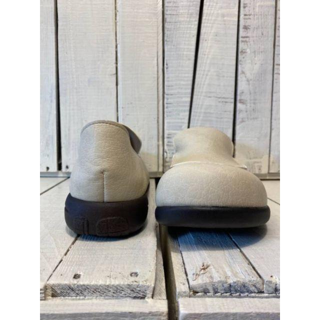 Re:getA(リゲッタ)の【消費税還元 / 送料無料】リゲッタカヌー R302M Mサイズ アイボリー メンズの靴/シューズ(その他)の商品写真