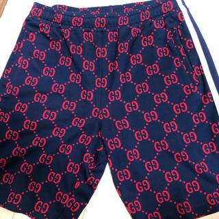 グッチ(Gucci)の国内正規品 Gucci GGジャガード ショートパンツ Mサイズ(ショートパンツ)