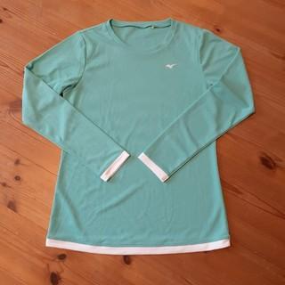 ミズノ(MIZUNO)の一回着のみミズノドライ素材TシャツXL(Tシャツ(長袖/七分))