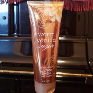Bath & Body Works - bath&body works warm vanilla sugar バニラ砂糖