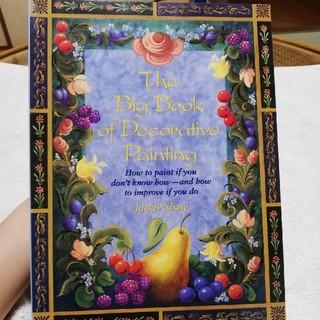 洋書 The Big Book of  Decorative  Painting(洋書)