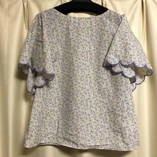 クチュールブローチ(Couture Brooch)のクチュールブローチ トップス ブラウス(シャツ/ブラウス(半袖/袖なし))