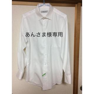 グリーンレーベルリラクシング(green label relaxing)のあんさま様専用 ワイシャツ GLR 白、水色  2枚(シャツ)
