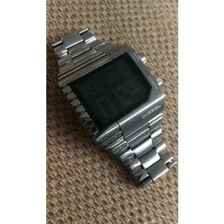 ディーゼル(DIESEL)のDIESEL デジタル時計(腕時計(デジタル))