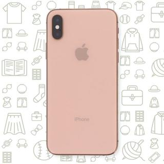 アイフォーン(iPhone)の【B】iPhoneXS/64/SIMフリー(スマートフォン本体)