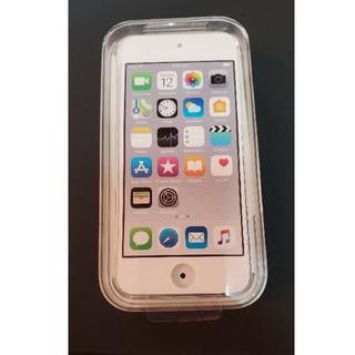 アイポッドタッチ(iPod touch)のipod touch の 第6世代 シルバー32G(ポータブルプレーヤー)