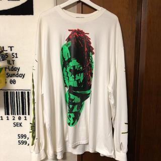 ピースマイナスワン(PEACEMINUSONE)の99%is ロンt(Tシャツ/カットソー(七分/長袖))