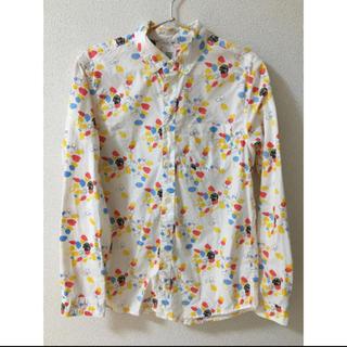 グラニフ(Design Tshirts Store graniph)の【お取引中です】Design Tshirts Store graniph シャツ(シャツ/ブラウス(長袖/七分))