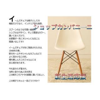 イームズ(EAMES)の【新生活応援】可愛いイームズチェアー!(座椅子)
