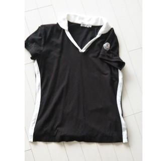 モンクレール(MONCLER)のモンクレール 半袖トップス(Tシャツ(半袖/袖なし))