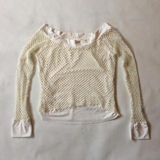 ジャンポールゴルチエ(Jean-Paul GAULTIER)のサイバーパンク感アフれるイタリア製の網シャツ(シャツ)