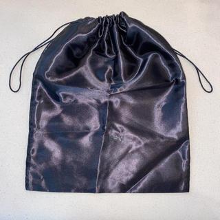 マウジー(moussy)のmoussy マウジー サテン 巾着袋 未使用品(ショップ袋)
