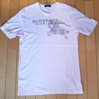 バーバリーブラックレーベル(BURBERRY BLACK LABEL)のバーバリーブラックレーベルTシャツ(Tシャツ/カットソー(半袖/袖なし))