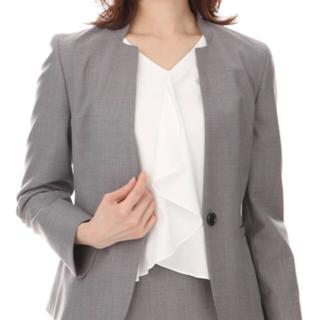 アオヤマ(青山)の洋服の青山 ブラウス(シャツ/ブラウス(半袖/袖なし))