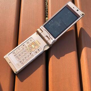 パナソニック(Panasonic)の❤️docomo❤️ガラケー❤️P905i❤️(携帯電話本体)