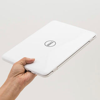 デル(DELL)の新品 ノートパソコン dell デル inspiron 11 3180 パソコン(ノートPC)