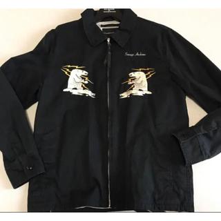 ネイバーフッド(NEIGHBORHOOD)のネイバーフッド スーベニア ワークジャケット 美品(ブルゾン)