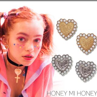 ハニーミーハニー(Honey mi Honey)の♡新作 ハニー ピアス★(ピアス)