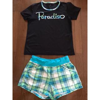 パラディーゾ(Paradiso)のパラディーゾ テニスウェア 5点セットと2点セット(ウェア)