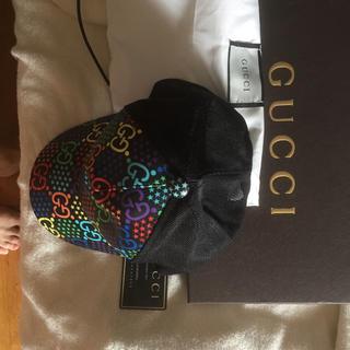 グッチ(Gucci)のクイックグッチサイケ キャップ2020  SSMサイズ 58センチフリー(キャップ)