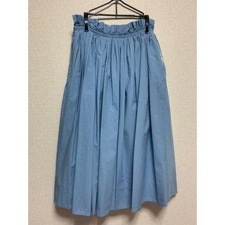 デミルクスビームス(Demi-Luxe BEAMS)のBEAMS Demi-Luxe フレアスカート(ひざ丈スカート)