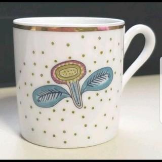 ミナペルホネン(mina perhonen)のミナペルホネン×リチャードジノリ デミタスカップ minaperhonen(グラス/カップ)