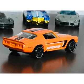シボレー(Chevrolet)のホットウィール  カマロ(ミニカー)