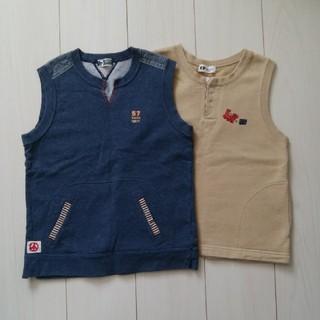 ティンカーベル(TINKERBELL)のティンカーベル KP トップス2着セット(Tシャツ/カットソー)