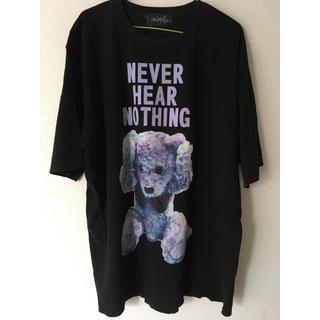 ミルクボーイ(MILKBOY)のmilkboy NEVER HEAR NOTHING BEAR クマTシャツ(Tシャツ/カットソー(半袖/袖なし))