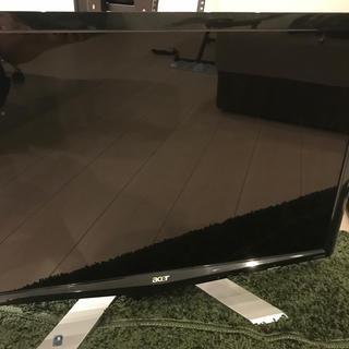 エイサー(Acer)のAcer P243w monitor(ディスプレイ)