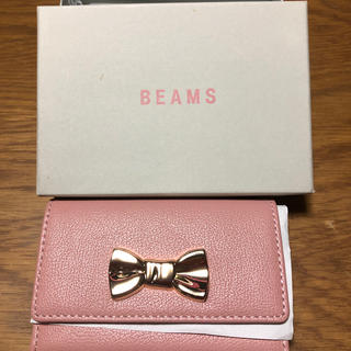 ビームス(BEAMS)のBEAMSカードケース(名刺入れ/定期入れ)