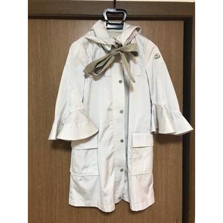 モンクレール(MONCLER)の美品 モンクレール サカイ sacai スプリング コート ジャケット yoko(スプリングコート)