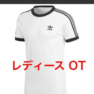 オリジナル(Original)のアディダス オリジナルス レディースTシャツ OT(Tシャツ(半袖/袖なし))