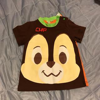 チップアンドデール(チップ&デール)のチップとデール  Tシャツ(Tシャツ/カットソー)