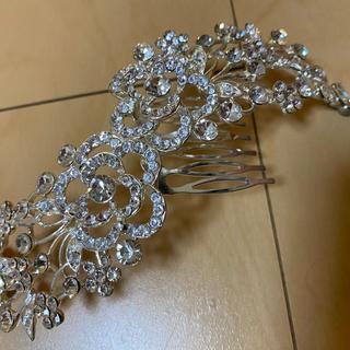 ヘッドドレス 結婚式(ヘッドドレス/ドレス)