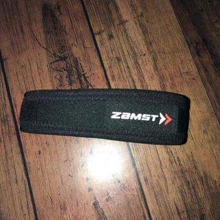 ザムスト(ZAMST)のザムスト膝サポーター Sサイズ(トレーニング用品)