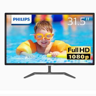 フィリップス(PHILIPS)の【値下げ】Philips 31.5型ワイド液晶ディスプレイ(ディスプレイ)